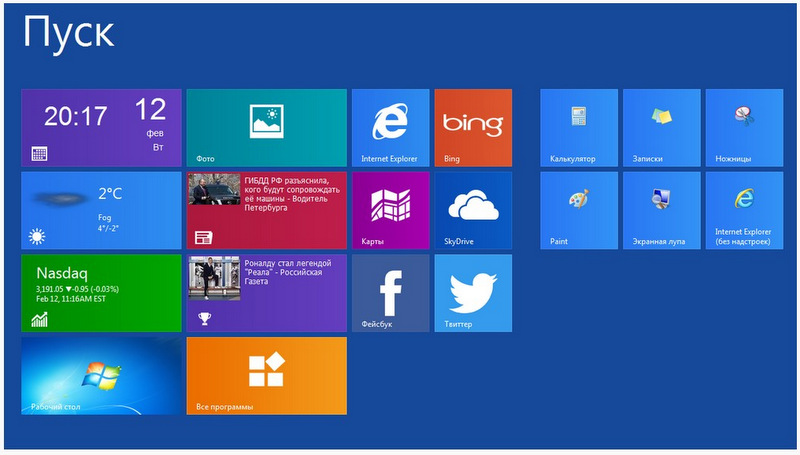 Как сделать из windows 8 в windows 7